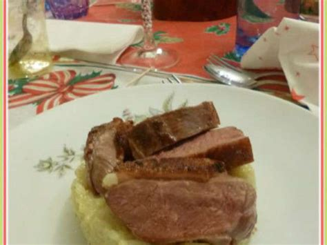 cuisine magret de canard recettes de magret de canard et noël