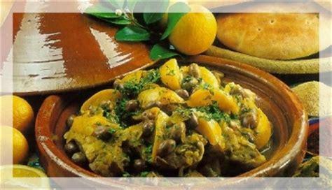 site de cuisine marocaine cuisine marocaine tajine poulet