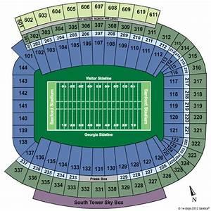 Sanford Stadium Tickets Athens Ga Sanford Stadium