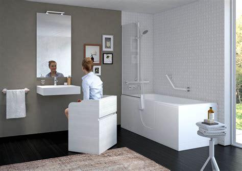 bagni  anziani maniglioni seggiolini rubinetti