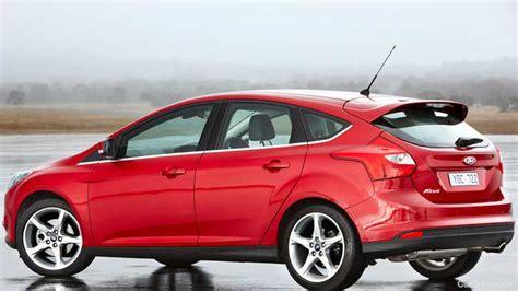 Ford Australia Recalls 2011-2015 Focus For Fire