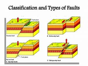 Fold And Faults