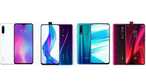 best smartphones in india in july 2019 gadgets to use