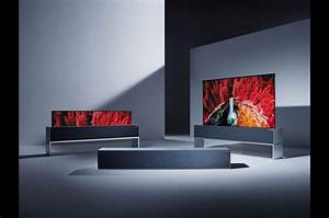 Lg Oled65r9pua  R9 Rollable 4k Oled Tv At Ces 2019