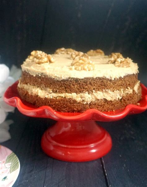 Born 24 march 1935), known professionally as mary berry, is an english food writer, chef, baker and television presenter. Mary Berry's Coffee and Walnut Cake - My Gorgeous Recipes