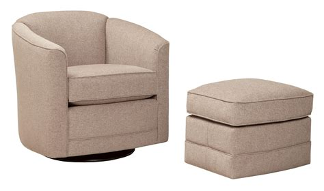 smith brothers 506 ottoman for swivel chair darvin