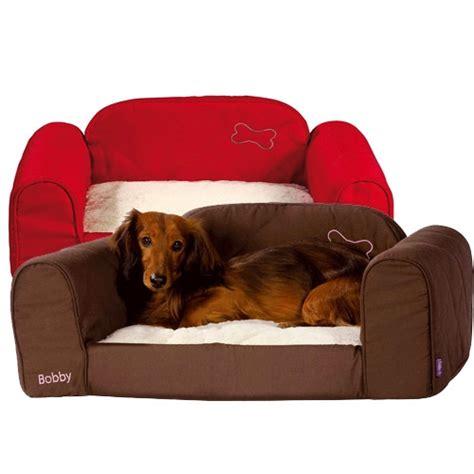 canapé pour chiens divan confort canapé et fauteuil pour chien bobby wanimo