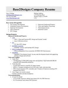 sle of company resume entry level education resume sle page 2 bestsellerbookdb