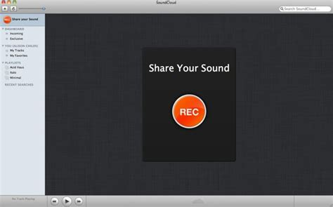 telecharger l application mp3 soundcloud mac
