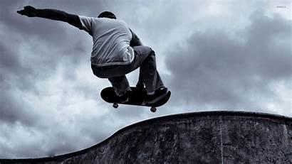 Skater Skate Skateboard Wallpapers Skateboarding Papers Trucos
