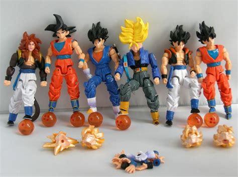 Plus tons more bandai toys dold here Dragonball Z Dragon Ball DBZ Action Figures Toys GOKU ...