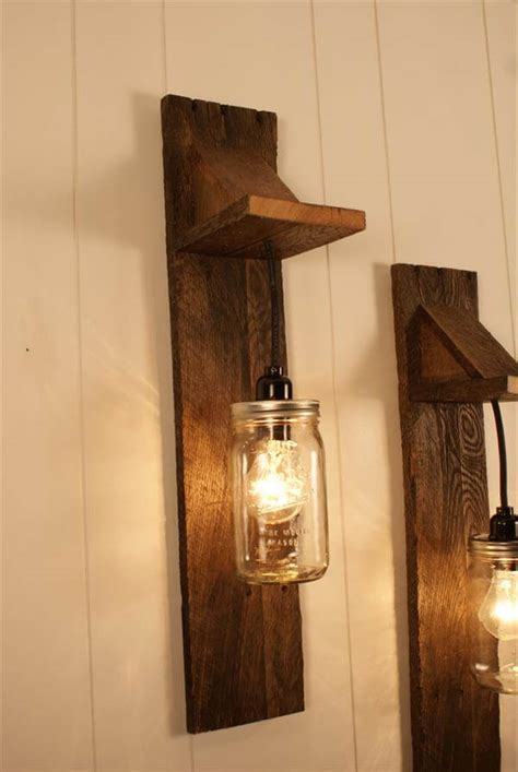diy pallet jar chandelier light fixture 101 pallets
