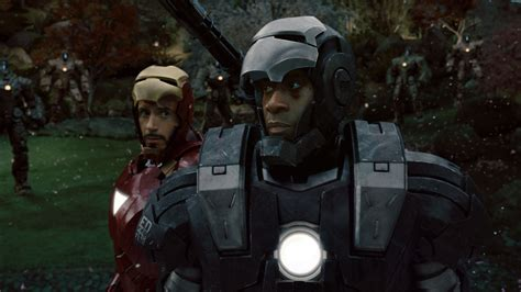 Confirmed! War Machine is Definitely in Avengers: Age of ...