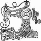 Mandala Zentangle Sewing Machine Coloring Geeksvgs Svgs Drawing Cricut Elephant Holz Intarsia Pdf Patterns Wo Svg Mandalas Finde Attempt Kostenlose sketch template