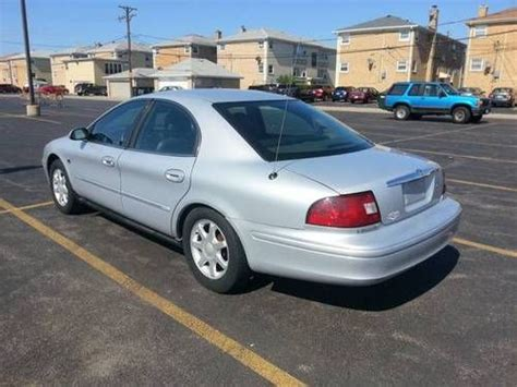 Sell Used 2003 Mercury Sable Ls * Saver, Auto * In River