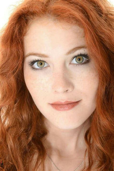 Heidi Romanova   Beautiful red hair  Red hair woman  Red