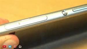 Sony Xperia Z3 Insert Sim Card