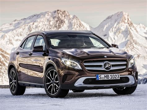 mercedes benz jeep 2015 mercedes benz gla crossover suv to be manufactured in