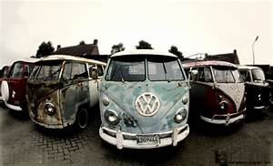 Volkswagen Combi Minibus Hd Walllpaper | Best HD Wallpapers