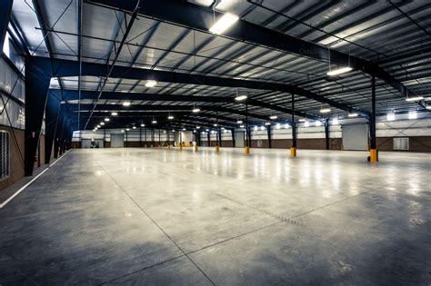 large empty warehouse industrial   creative market