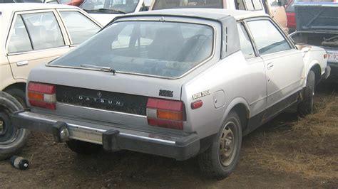 Datsun 310gx by File 1979datsun310gx Rear Jpg Wikimedia Commons