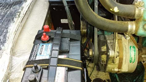 Marine Battery Charger Hull Truth by Where To Put Battery Charger The Hull Truth Boating