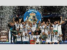 Real Madrid se corona campeón de la Champions League Tele 13