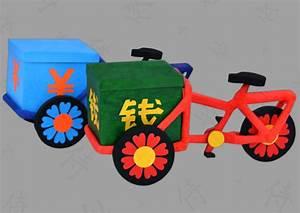 Geldgeschenk Fahrrad Basteln : chinesisches fahrrad aus zeitungspapier basteln ~ Lizthompson.info Haus und Dekorationen