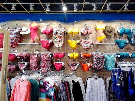 bikini retail store lighting   upshine lighting