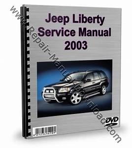 Jeep Liberty 2003 Service Repair Manual Workshop Download