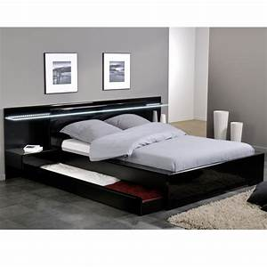 Tete De Lit Avec Tablette : tete de lit avec tablette cgrio ~ Teatrodelosmanantiales.com Idées de Décoration