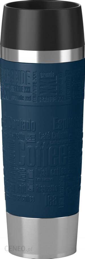 emsa travel mug 500ml emsa travel mug grande 500 ml niebieski 515618 ceny i opinie ceneo pl