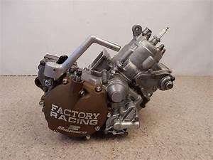 2001 Yamaha Yz125 Motor Engine Top Bottom End Completely
