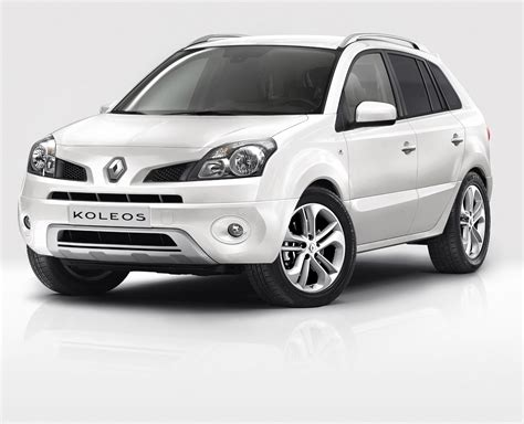 Koleos Hd Picture by 2009 Renault Koleos White Edition Hd Pictures