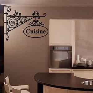 Stickers Muraux Cuisine : stickers cuisine pas cher ~ Premium-room.com Idées de Décoration