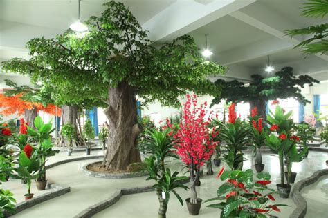 2015 china new products outdoor artificial money tree