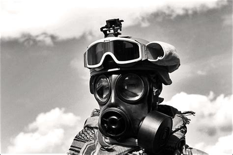 Gas Mask Profile Flickr Photo Sharing