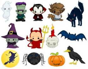 Famous Halloween Characters by The Scary Walk Kids Party Game Ladies Kitty