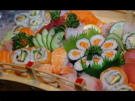 jeux de cuisine sushi sushi et maki dans la cuisine japonaise