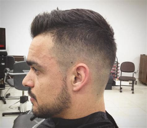 trendy hairstyle army haircut  mens  merys stores