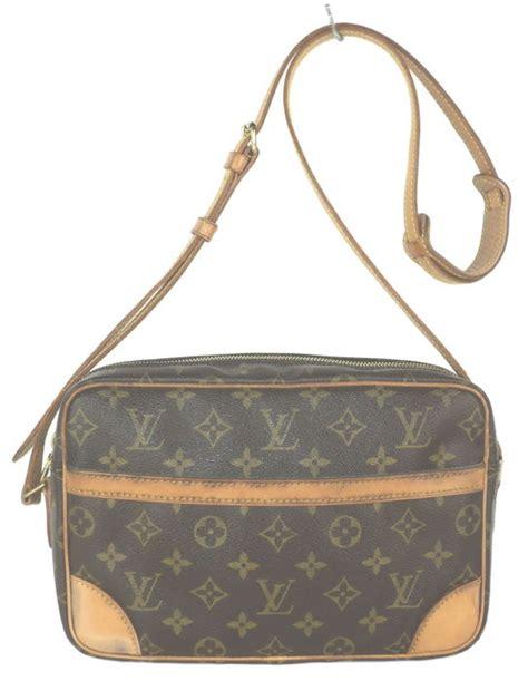 louis vuitton monogram trocadero  shouldercrossbody bag vintage catawiki