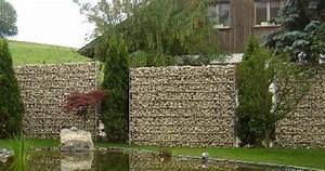 Gitter Für Steine : gabionen steinkorb ~ Michelbontemps.com Haus und Dekorationen