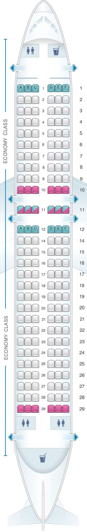 plan des sieges airbus a320 plan de cabine scandinavian airlines sas airbus a320 seatmaestro fr