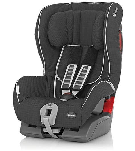 crash test siege bebe comparatif sièges auto bébé römer king plus