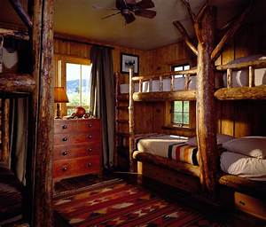 Magnificent, Nicole, Miller, Bedding, In, Bedroom, Rustic, With, Rustic, Cabin, Next, To, Lake, House