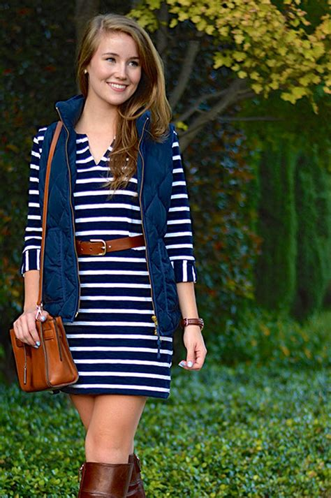 A Little Striped Dress A Lonestar State Of Southern