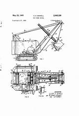 Shovel Patents Power Drawing Toy sketch template