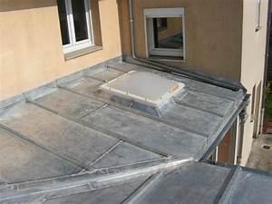 Rehausse Velux Toit Faible Pente : toiture en zinc les couvreurs de molliens ~ Nature-et-papiers.com Idées de Décoration