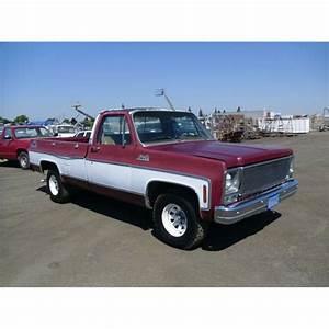 1979 Gmc 1500 Sierra Classic Hd Pickup Truck
