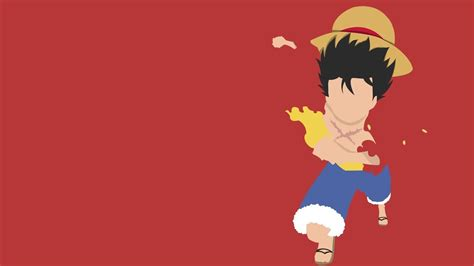 minimalist  luffy  piece youtube